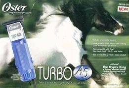 Oster Turbo A5 Clipper Box
