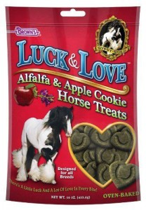 LuckNLove Horse Treats